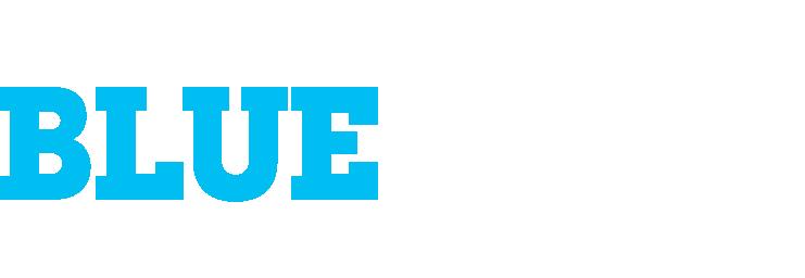 O I T's Blue Tech branding image.