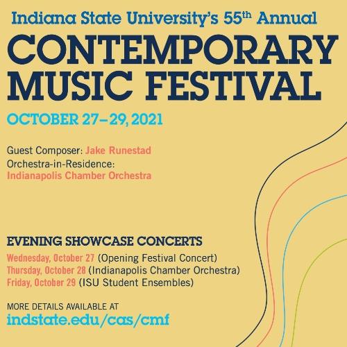 55th Annual Contemporary Music Festival